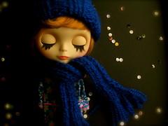 Soñando con la nieve....  Dreaming about snow...