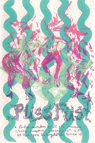 Püss Füst 2010 poster