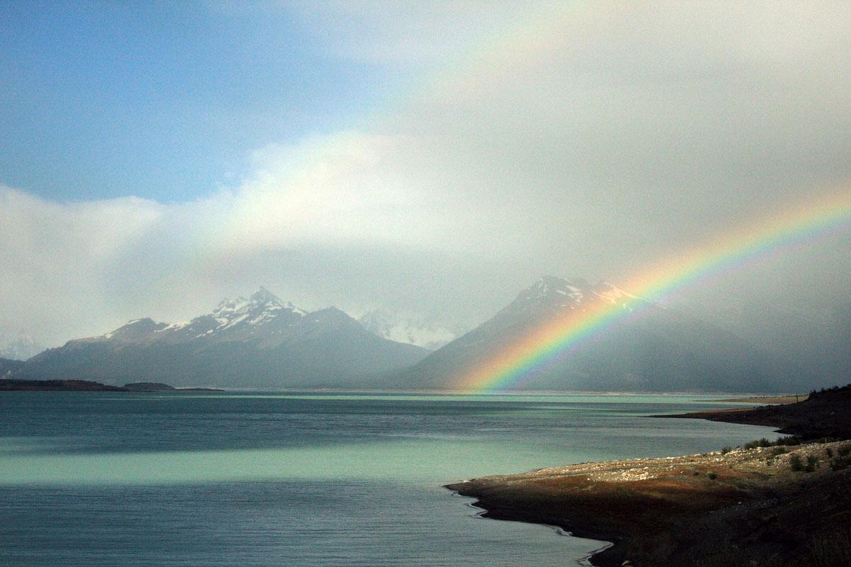Pierwsze dni w Patagonii, czyli polskie klimaty i ciasnota pod namiotem