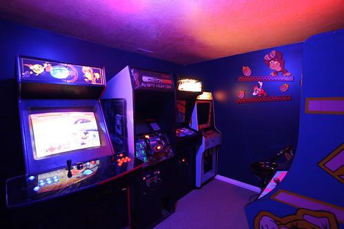 Pinball Room Lighting Forums