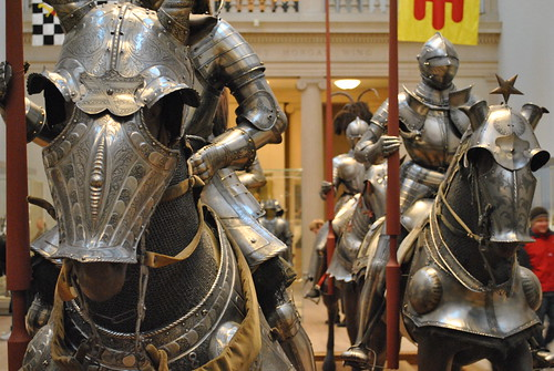 Armor - Metropolitan Museum of Art - New York