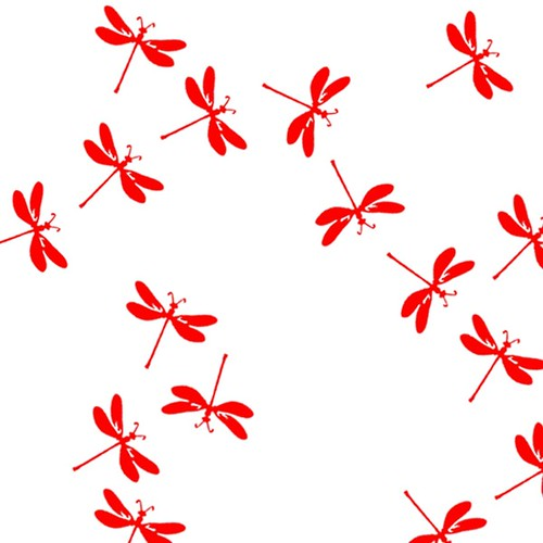 Kids Dragonflies Wall Stickers