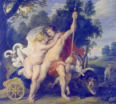 Peter Paul Rubens:  Venus & Adonis (petrus.agricola) Tags: stpetersburg paul venus peter hermitage rubens adonis
