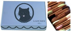 Ladurée Langues de Chat cookies