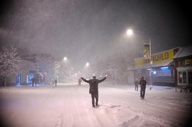 Snow @ 35mm