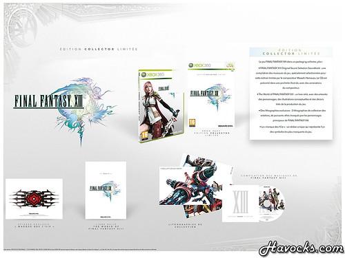 Final Fantasy XIII Collector - xbox-360