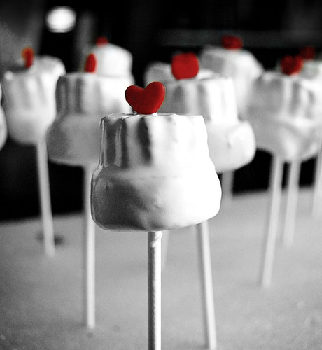 Cake Pops with a Heart