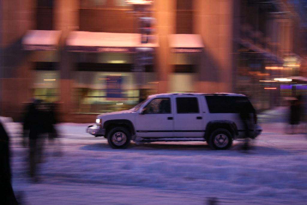 Run, SUV, Run