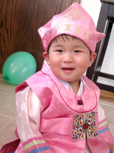 Happy New Year Hanbok 2
