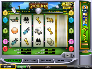Golden Tour slot game online review