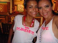 E as Psiriguetes!!! Amanda, minha maquiadora favorita. A gente se jogou a vera no Psirico!! Lobo Mau!!!! (In'Carnaval   Salvador) Tags: astrid salvador carnaval camarote