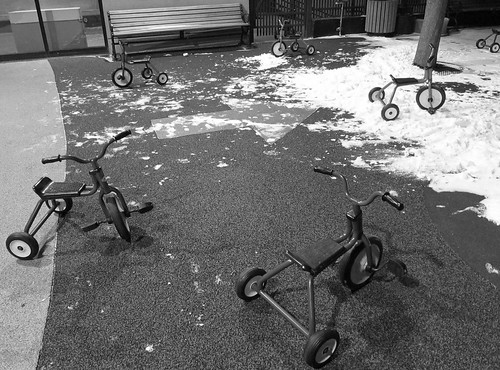 Land of the Forgotten Tricycles