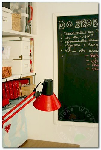 My Craft Room - chalkboard