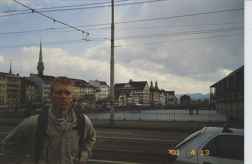 2001-04-13 Zurich Switzerland