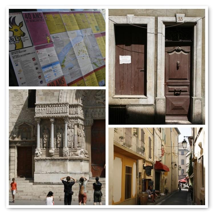 Arles, cité
