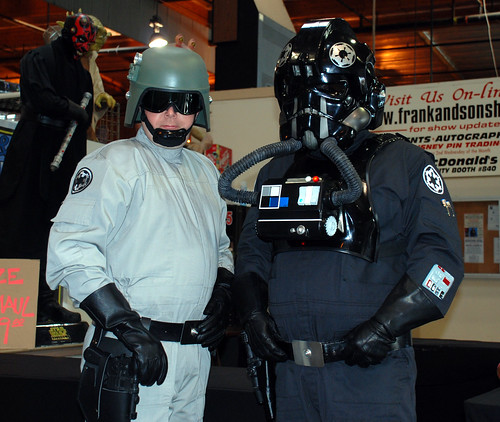 Too short to be a stormtrooper? Hard armor (general discussion.