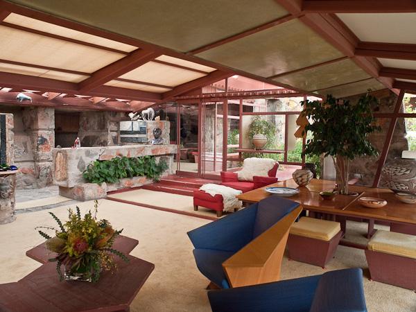Taliesin West - Garden Room