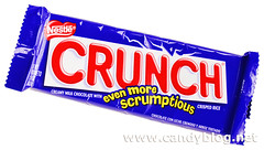 Nestle Crunch - Even More Scrumptious