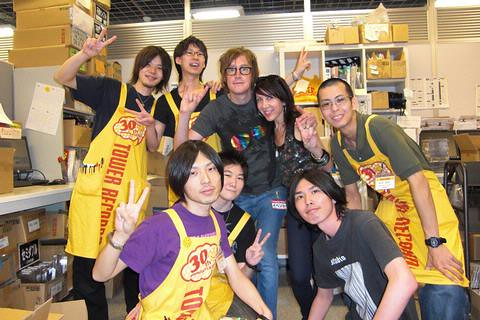 The Tower Records Team