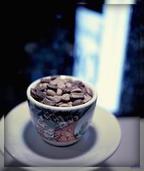 HBW ! (Annie ( 00 )) Tags: coffee rain night lumix tokyo ginza cafe beans time bokeh annie naka gf1 hbw coffeewithlove annienaka コーヒー 珈琲 咖啡