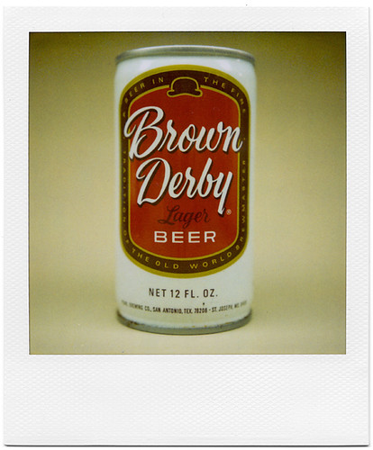 Brown Derby Lager by tubes.