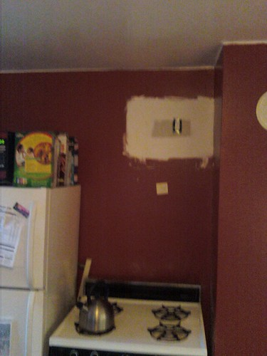 Microwave Hood Step 5