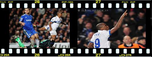 Chelsea Inter 0 1: le istantanee della serata