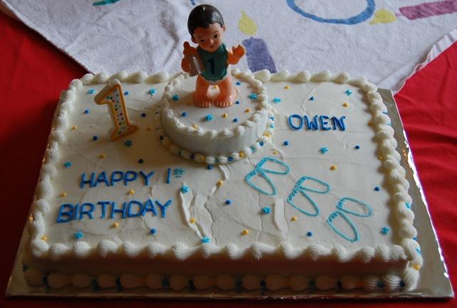 1st Judi Moore Cake