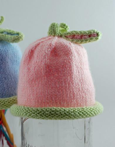 Sweet Pea Hat - Pink