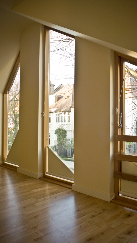 Hellew House interior