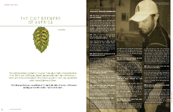 Mutineer Interview: The Cult Brewers of America