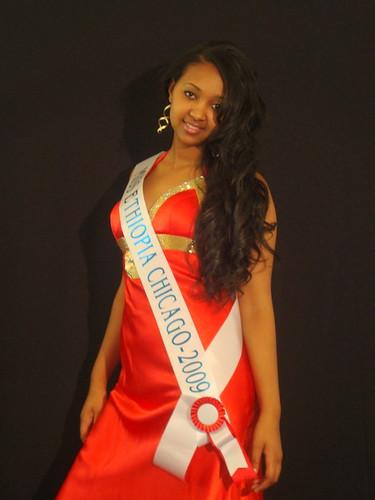 Miss Ethiopia USA Chigago - 2009