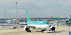 Air Lingus en Barajas