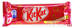 Bubbly Strawberry KitKat (Japan)