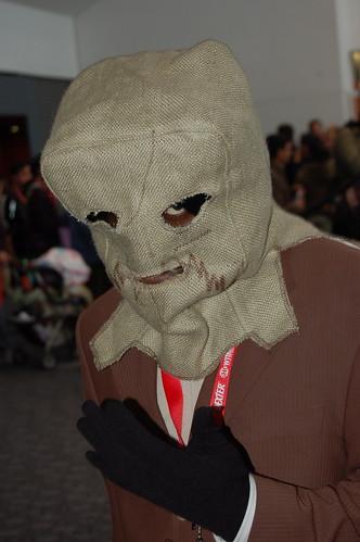 WonderCon 2010: Scarecrow
