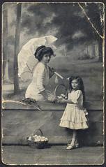 Card#2 (my name is Sasha) Tags: vintage oldcards