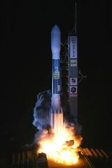 Lanzamiento de Kepler