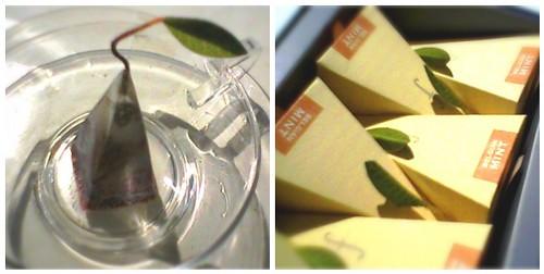 mam for gavethat Tea Forte gift box of tea