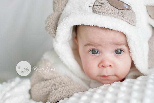 Adriel (4 meses)
