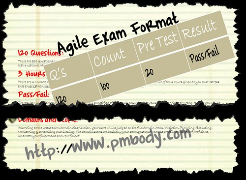 PMI-ACP Exam Format