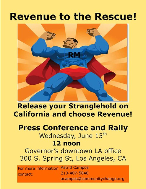 California Partnership Rally