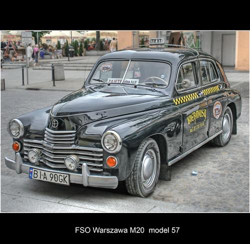 FSO Warszawa M20