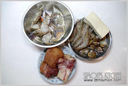 德國豬腳海鮮鍋06