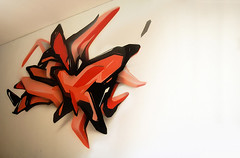 RED PIECE- (PHYSE) Tags: graffiti basick physe da2ccom