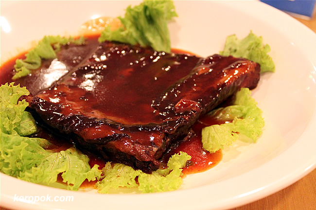 Braised Pork Ribs Traditional Style