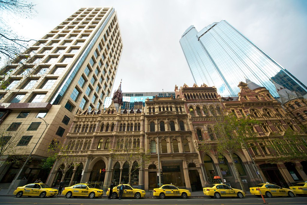 Cabs, Melbourne