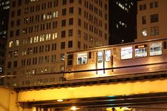 Foggy Chicago Night - 04 (dangaken) Tags: chicago night nightinchicago chicagoil illinois midwest usa unitedstates windycity cityofbroadshoulders chitown canon gaken dangaken dgaken wwwflickrcomdgaken photobydangaken