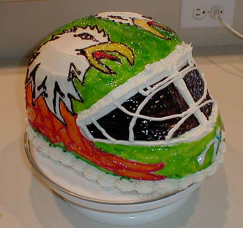 Burke Hockey Cake