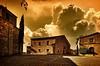 Plaça de l'església  de Talamanca (Jose Luis Mieza Photography) Tags: barcelona españa castle church spain iglesia catalonia catalunya romanesque castillo cataluña romanic romanico castell bages talamanca esglesia benquerencia reinante jlmieza reinanteelpintordefuego joseluismieza