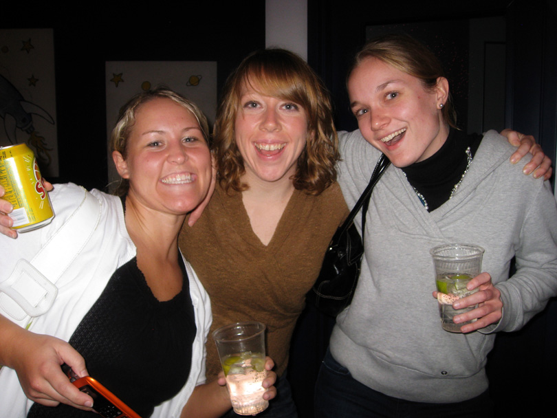 Kasie, Shanna & Kate